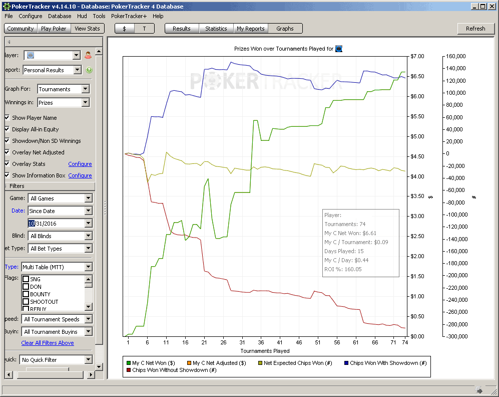 Openholdem profile Moonshine test results 8 image