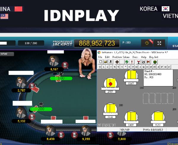 for IDN poker