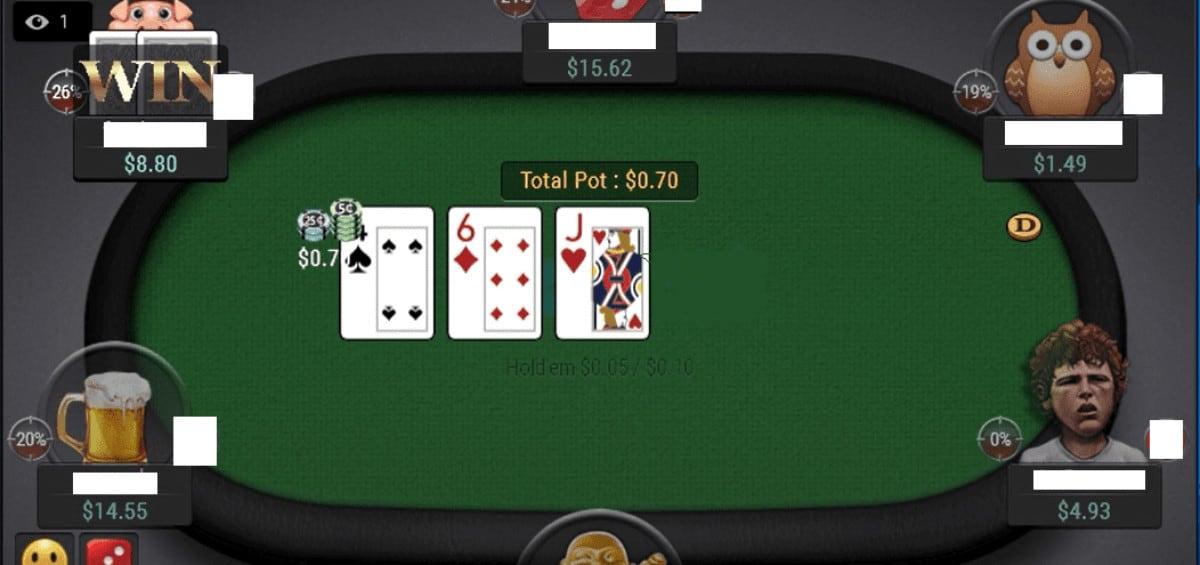 GG poker software