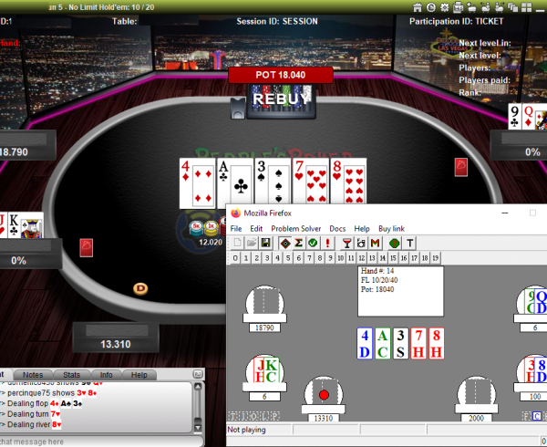 Best bot for italian poker rooms