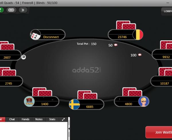 India poker